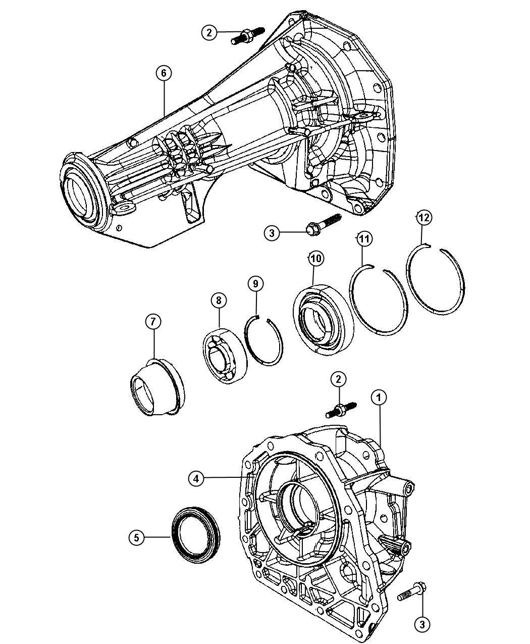 Dodge Neon Transmission Diagram