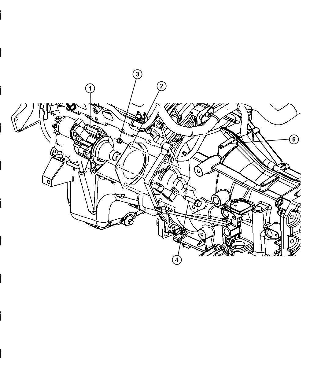 Dodge Magnum Bracket Wiring Starter Wiring Engine