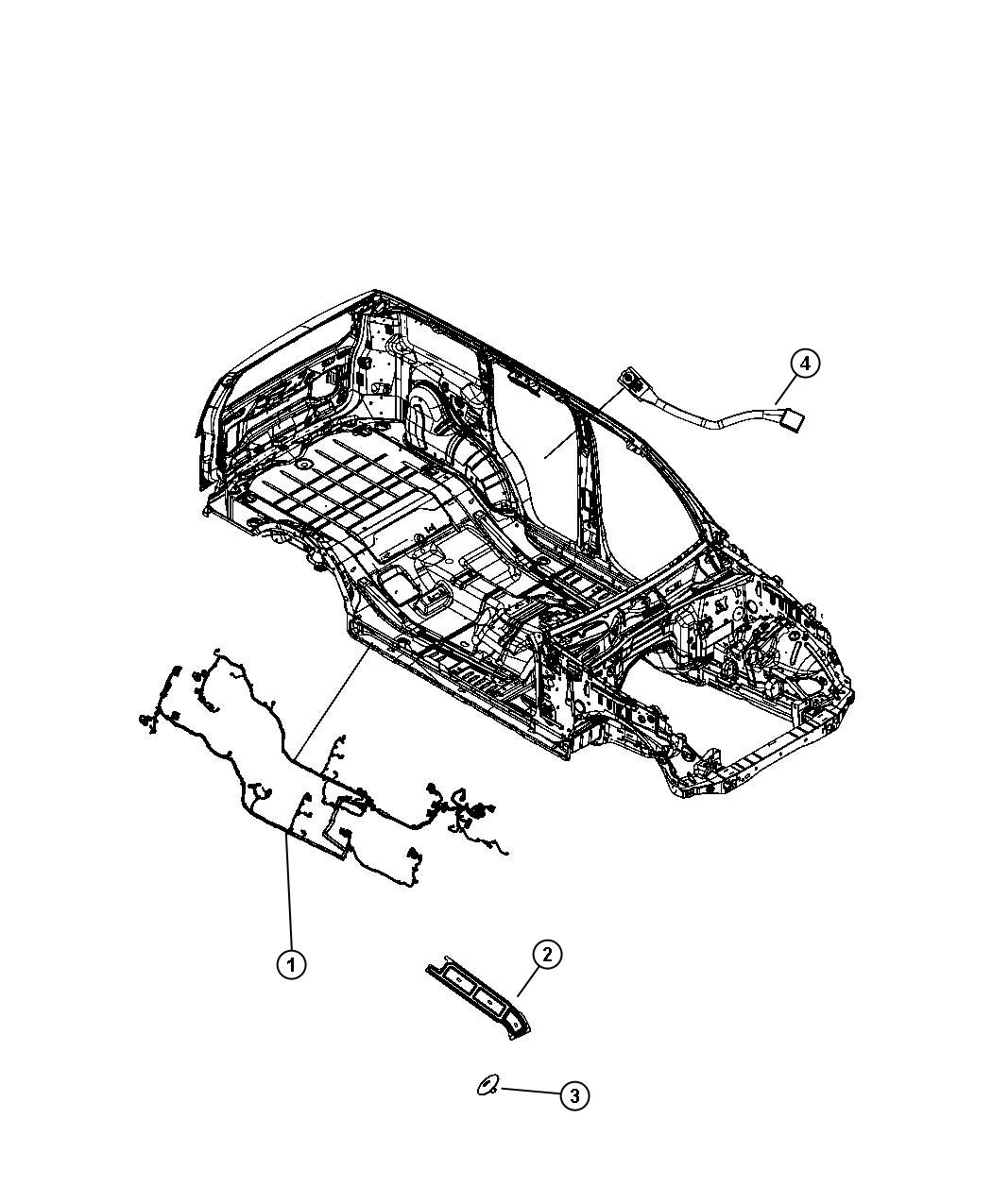 Jeep Liberty Wiring Body