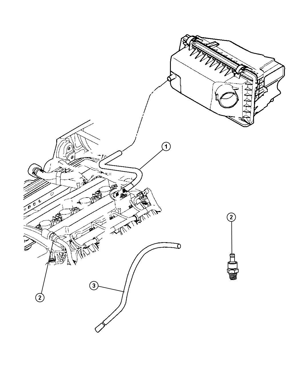 Dodge Caliber Fuel System Diagram