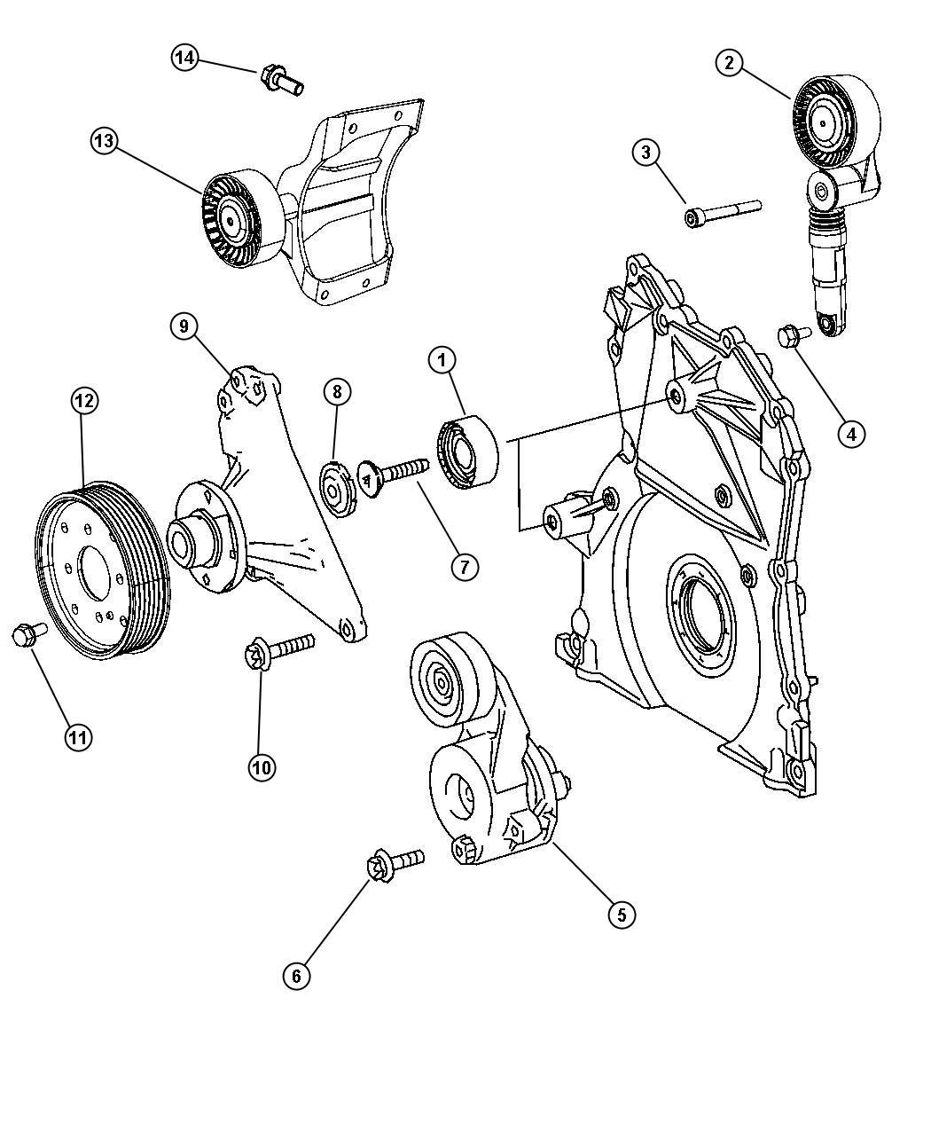 Dodge Sprinter Pulley Tensioner Maintenance