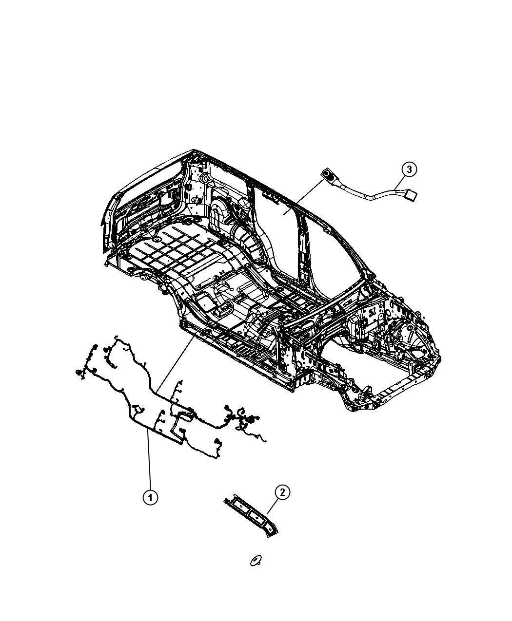 Dodge Nitro Wiring Body Export Ret Res Req Rel