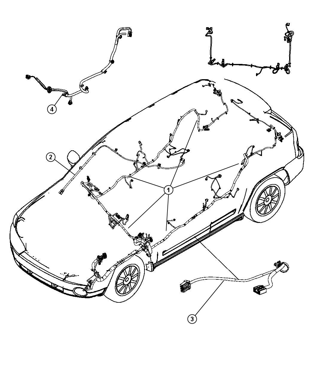 Jeep Patriot Wiring Unified Body