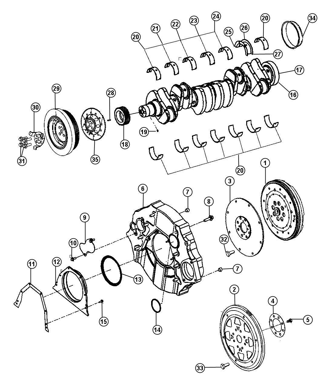 Dodge Ram Ring Tone Federal Emissions Export
