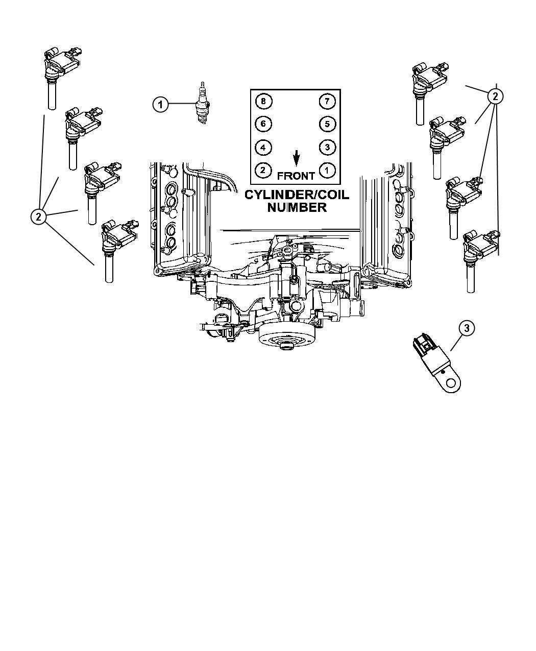 Jeep Grand Cherokee Spark Plug Ignition Plugs
