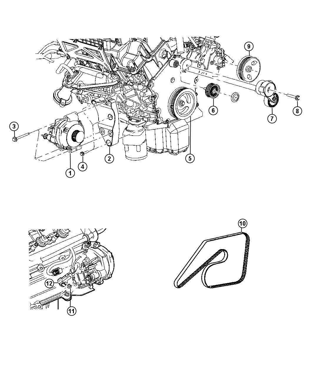 Wiring Diagram 7 Chrysler 300 Serpentine Belt Diagram