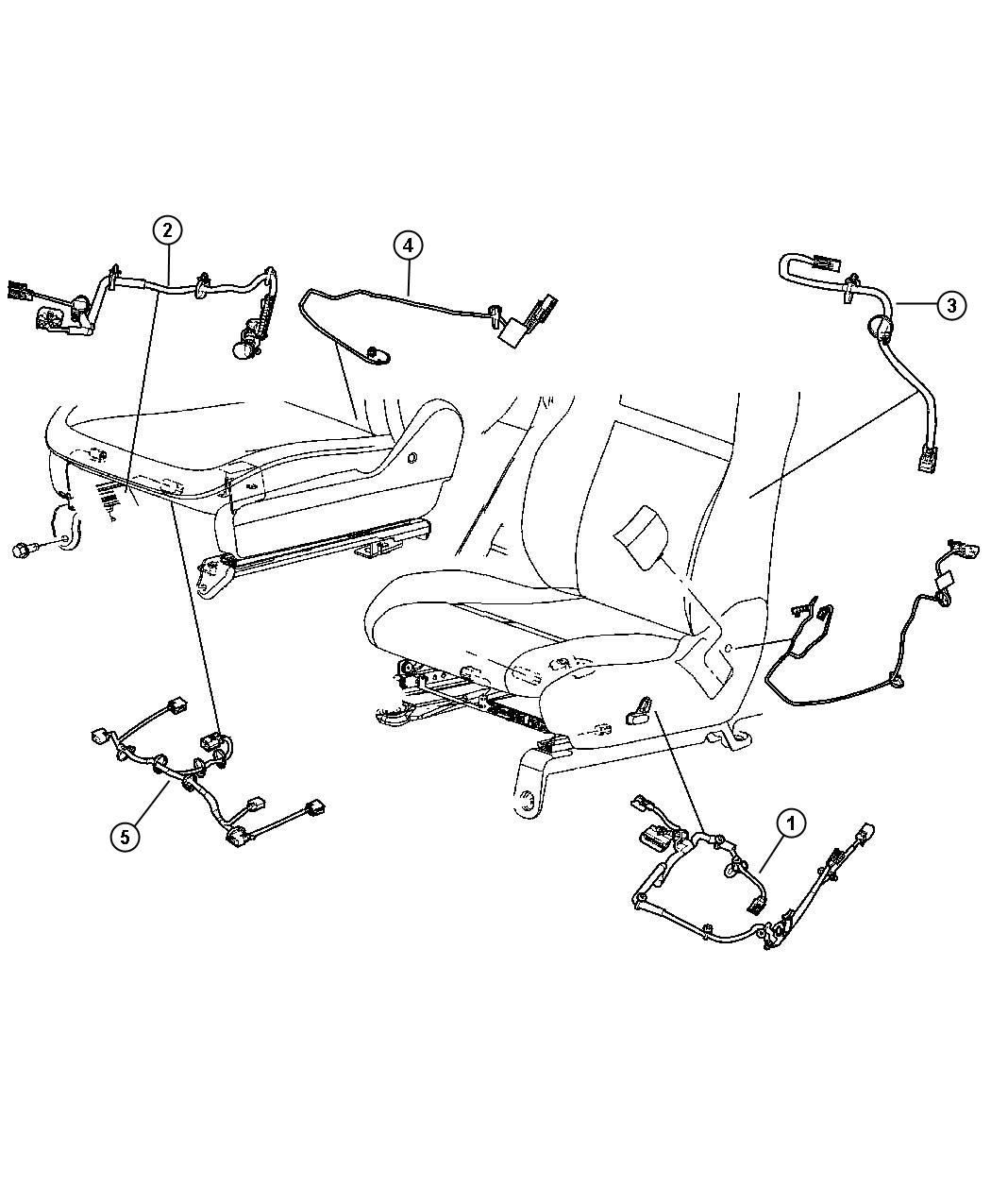 2005 cadillac cts heated seat wiring diagram