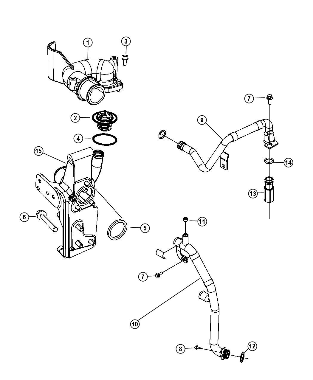 Dodge Ram Thermostat Emissions State