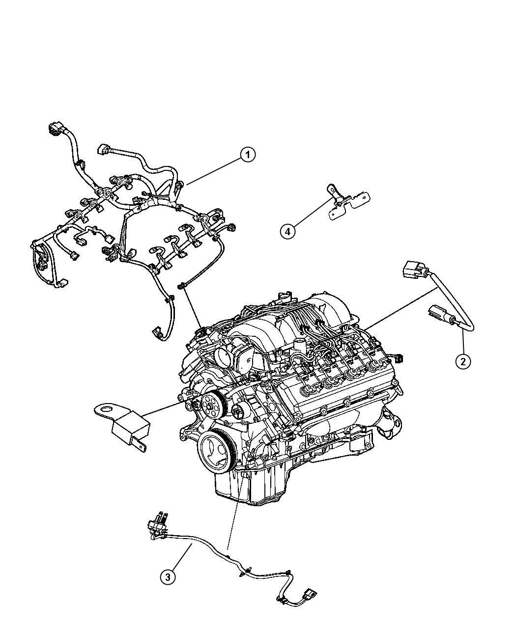 Dodge Ram Wiring Engine