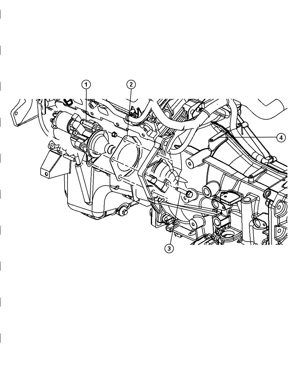 Dodge Challenger Starter Engine Remanufactured