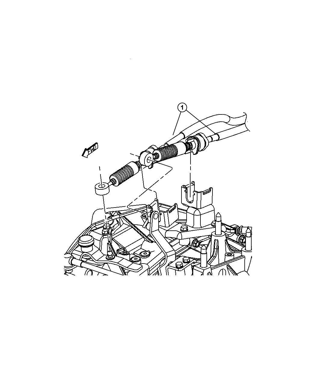 Dodge Caliber Fuel System Diagram