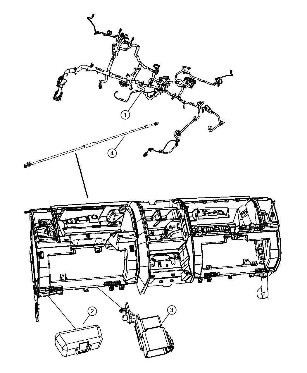 Radio Wiring Diagram On Chrysler Uconnect