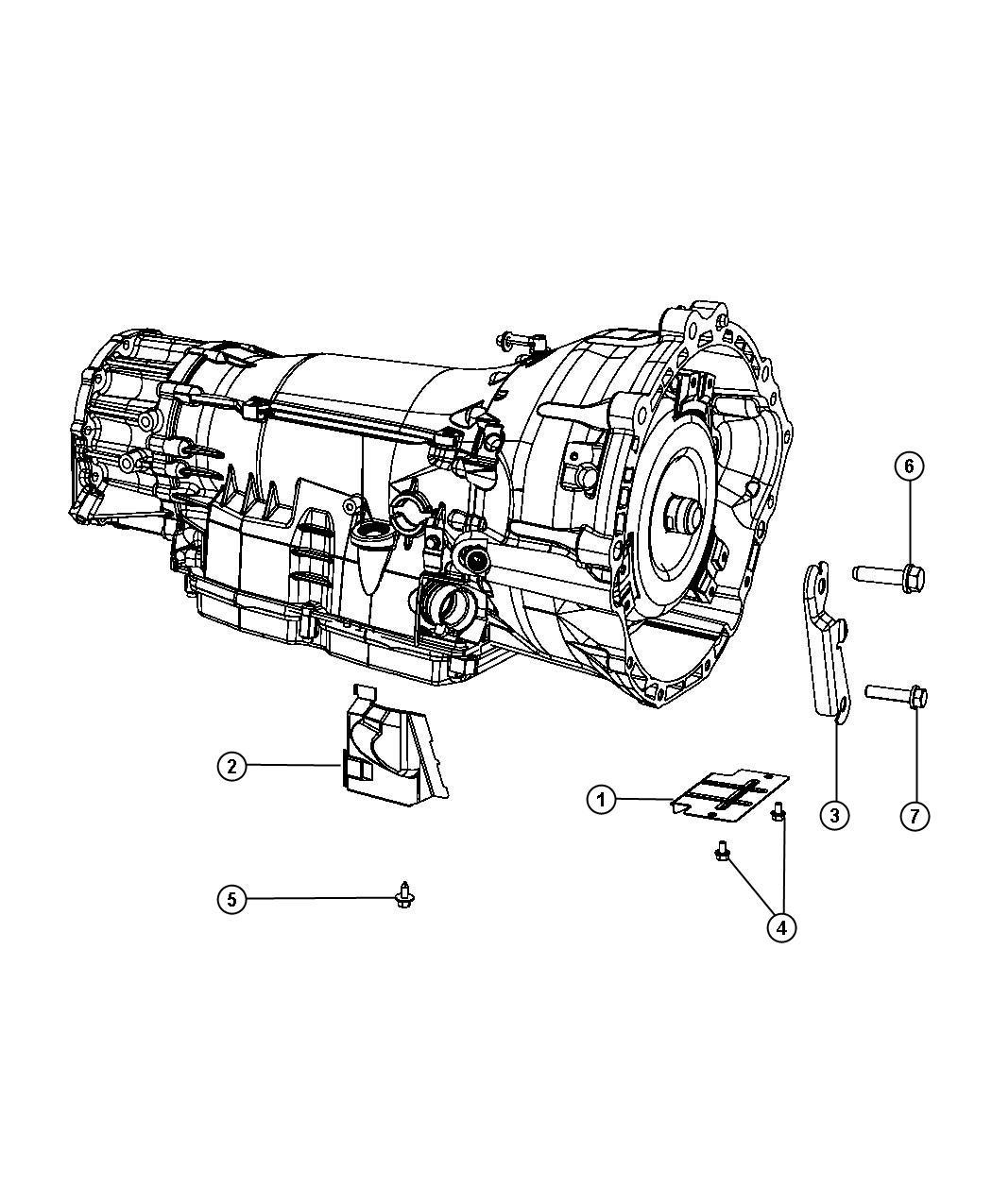 Dodge Nitro Shield Heat Transmission