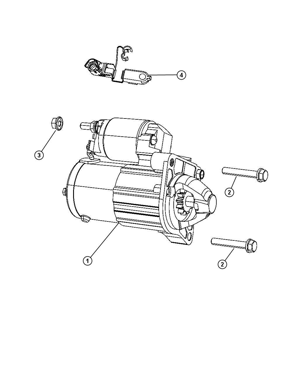 Fiat 500 Starter Engine Remanufactured Maintenance