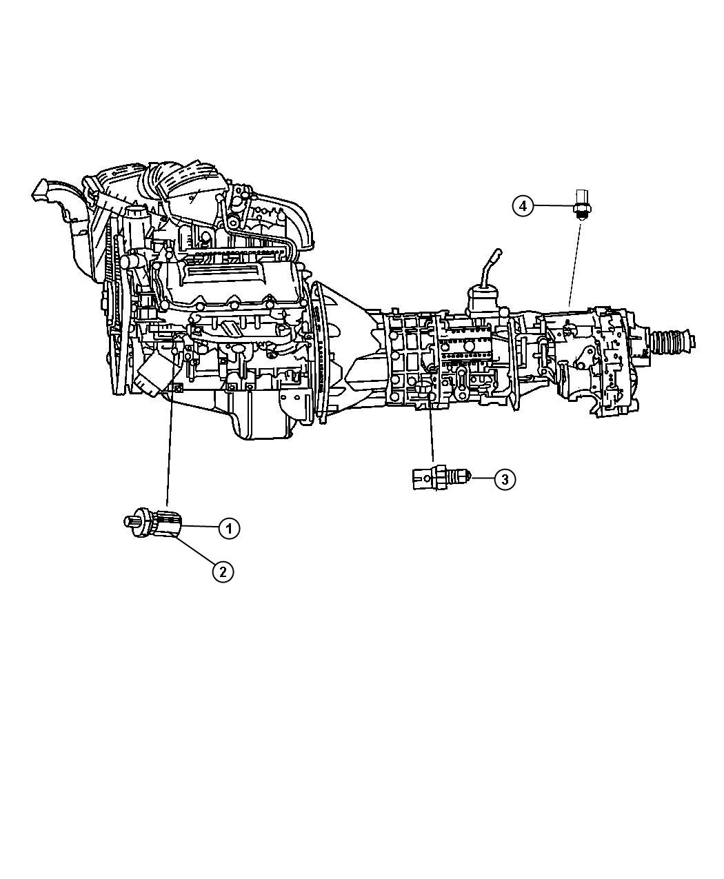 Dodge Ram Switch Transfer Case Shift
