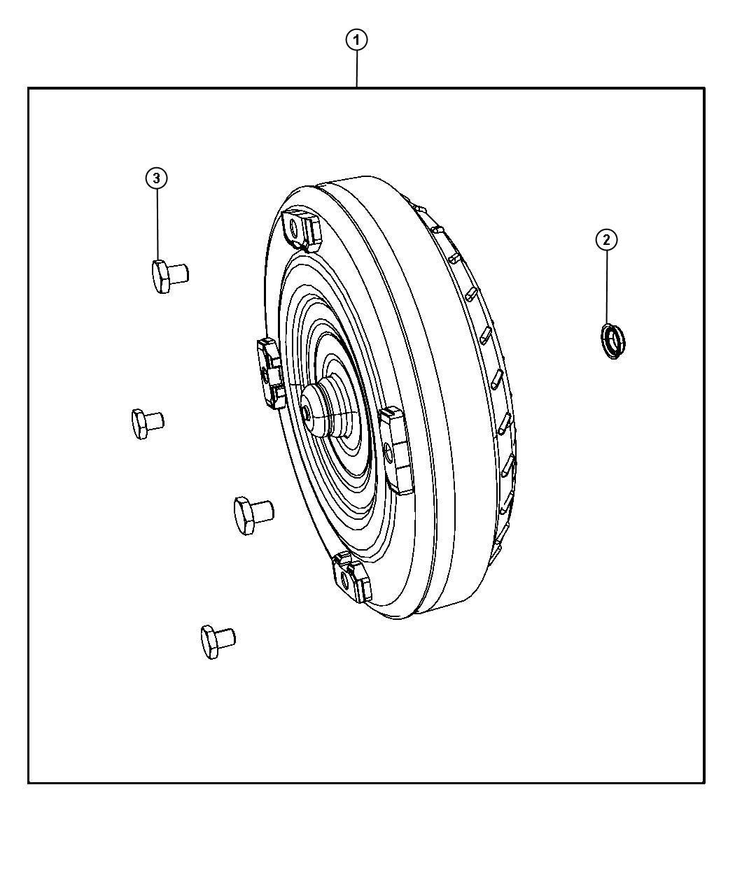 Dodge Ram Converter Kit Torque Export Transmission