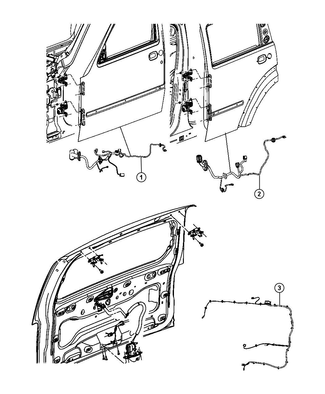 Jeep Liberty Wiring Liftgate