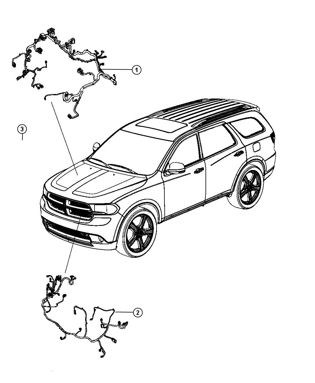 Dodge Durango Wiring Headlamp To Dash Electro Hydraulic