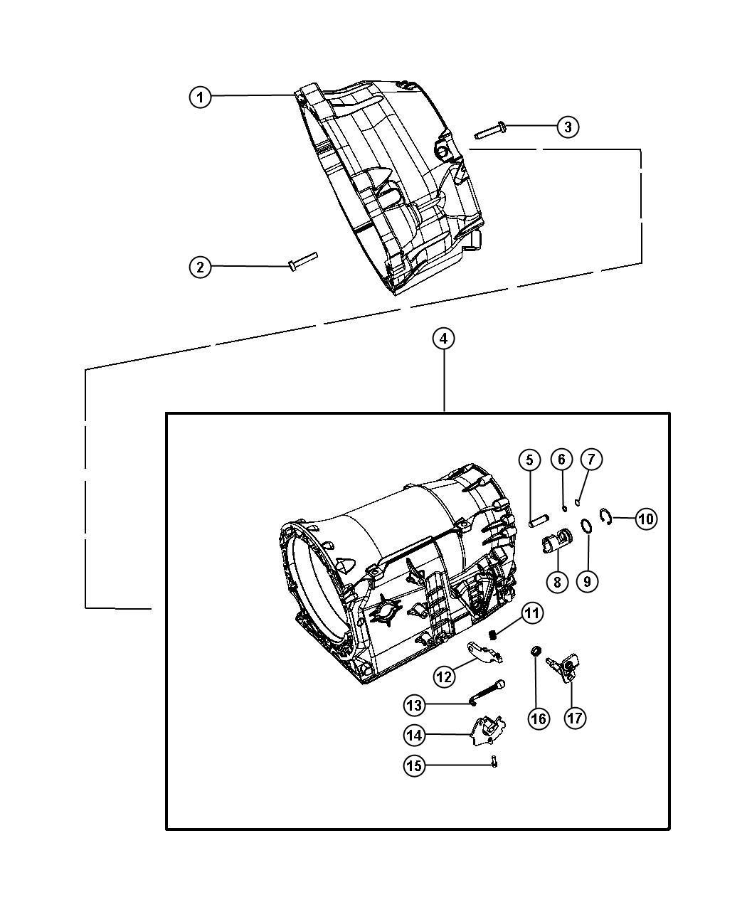 Dodge Charger Bolt Screw Socket Head M8x40