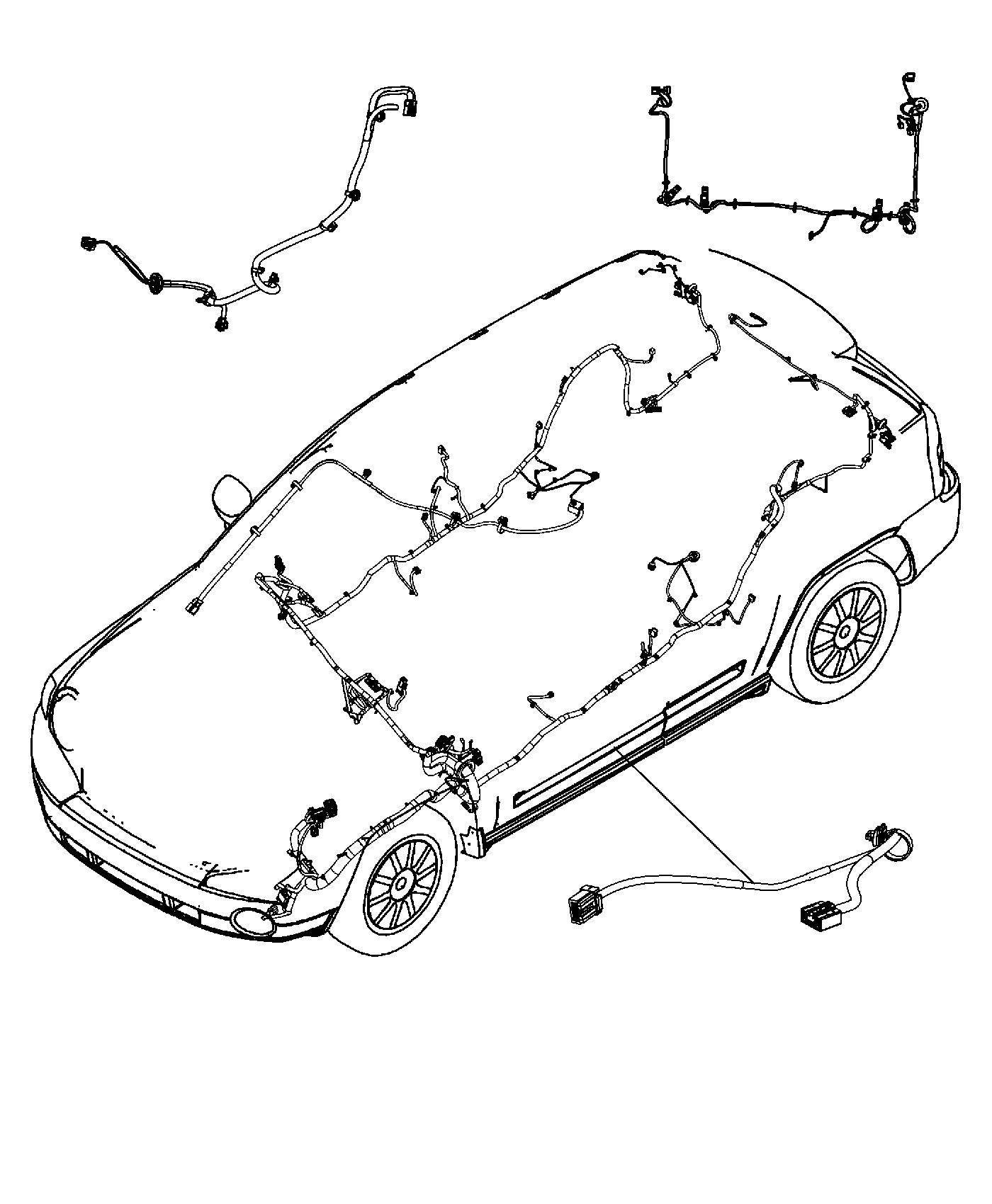 Jeep Compass Wiring Unified Body Air Bags Front