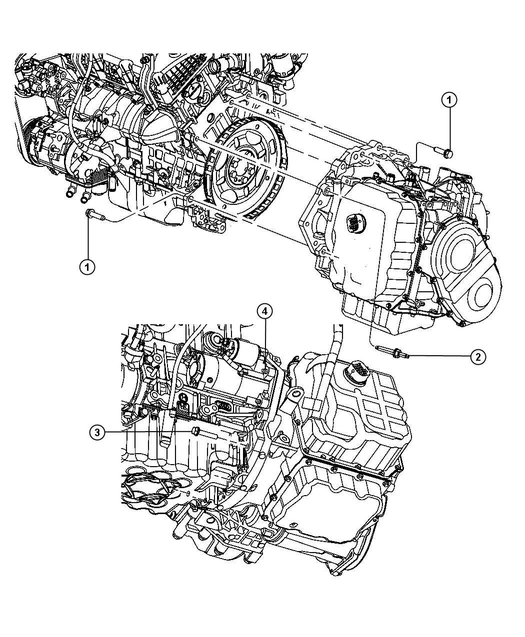 Dodge Avenger Plug Terminal Fuse Battery