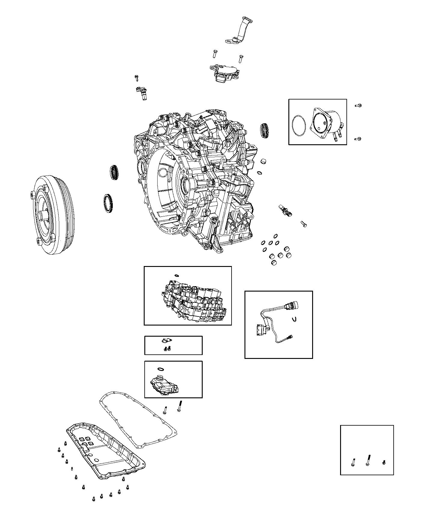 Dodge Caliber Harness Wiring Service Transmission