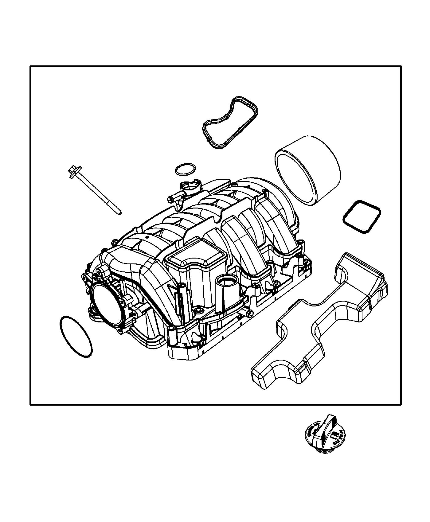 Jeep Grand Cherokee Pad Engine