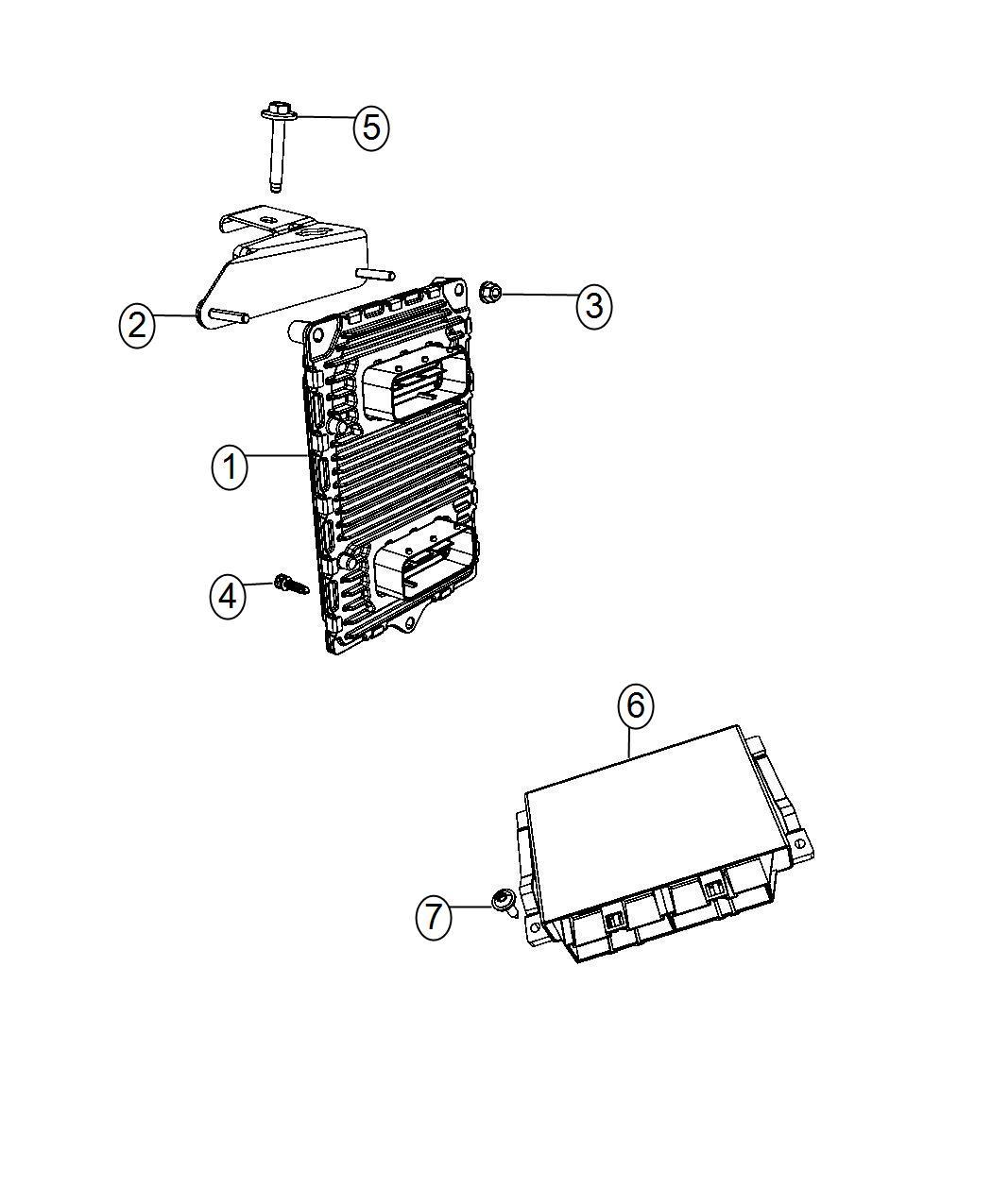 Dodge Challenger Plug Noise 3 6l Mid V6 Engine 5 7l