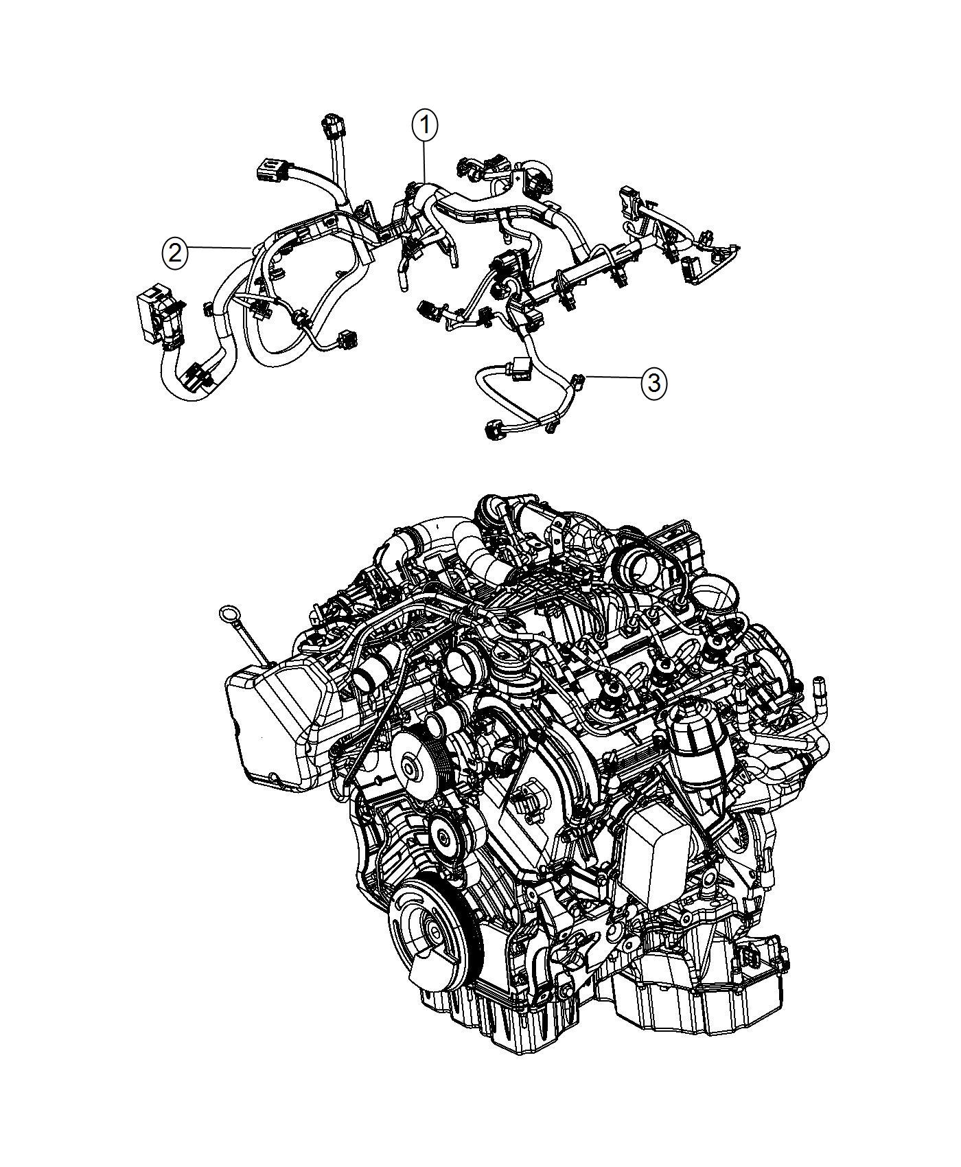 Ram Wiring Transmission Engine