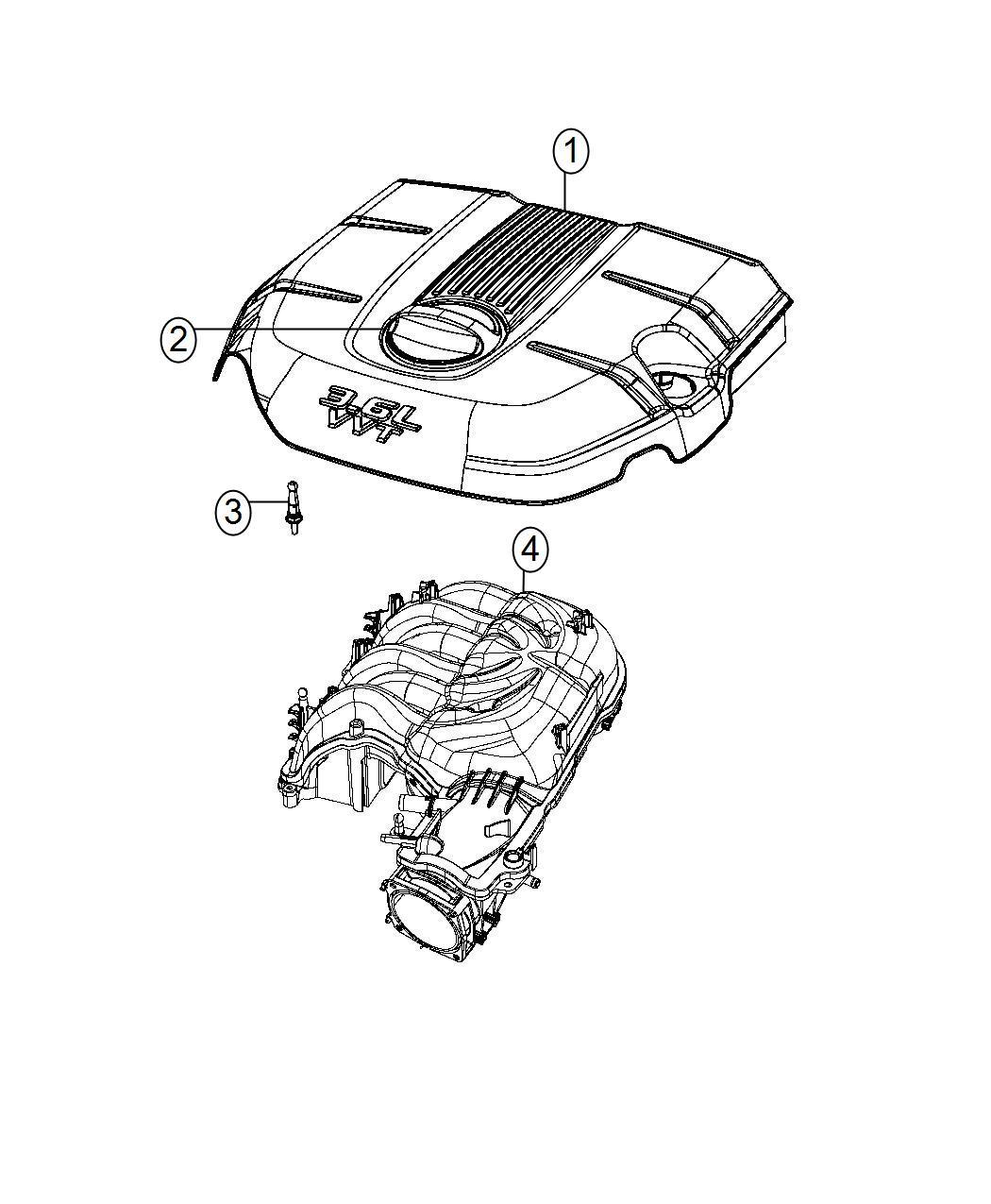 Dodge Durango Cover Engine