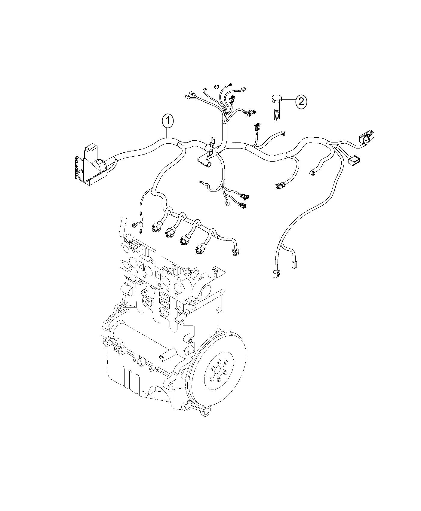 Jeep Renegade Wiring Injector
