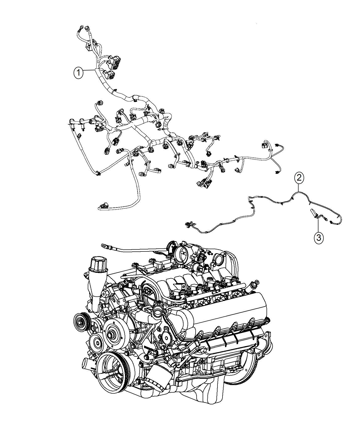 Ram Wiring Jumper Engine Mds Jumper Powertrain