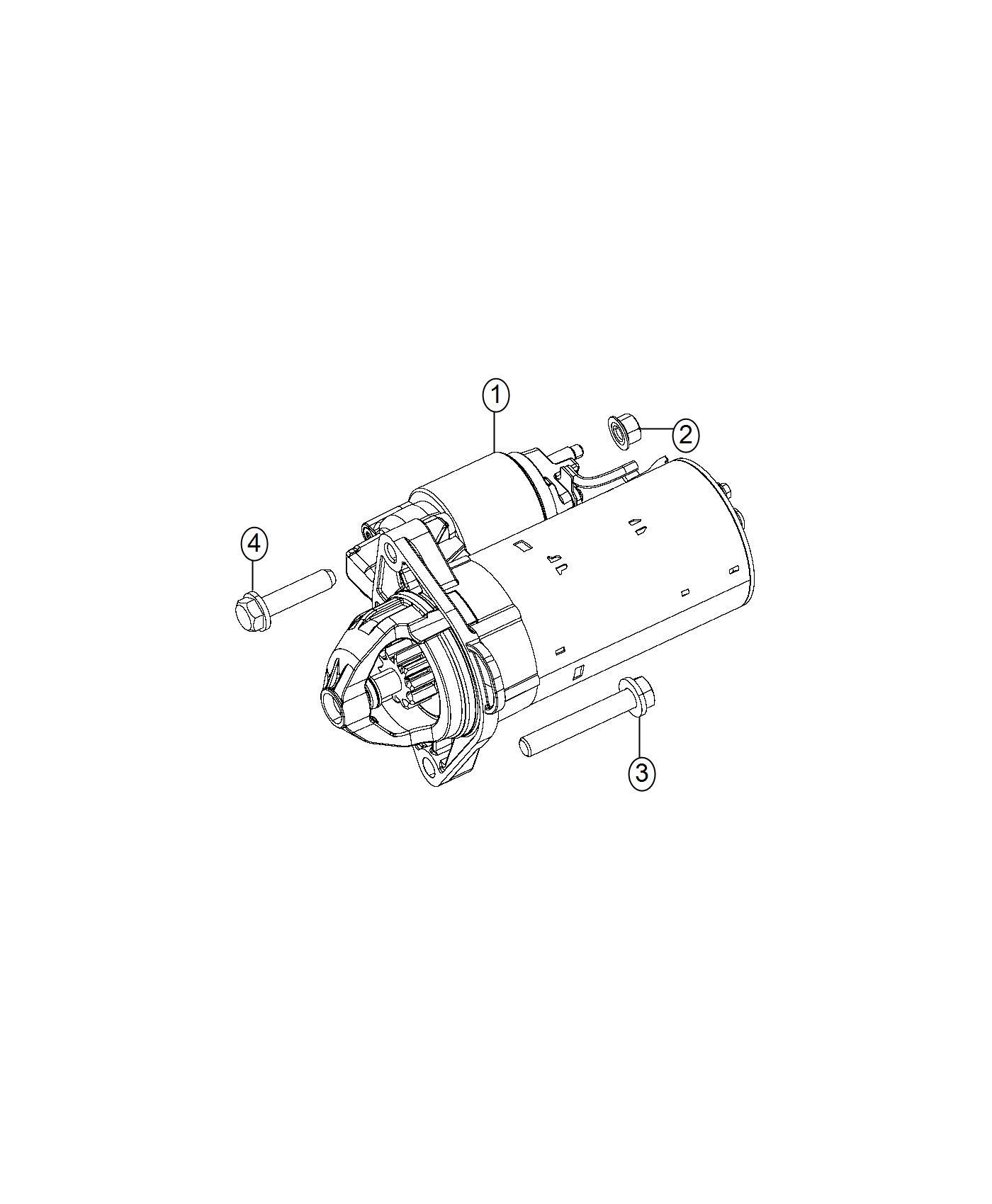 Ram Starter Engine System Stop Maintenance