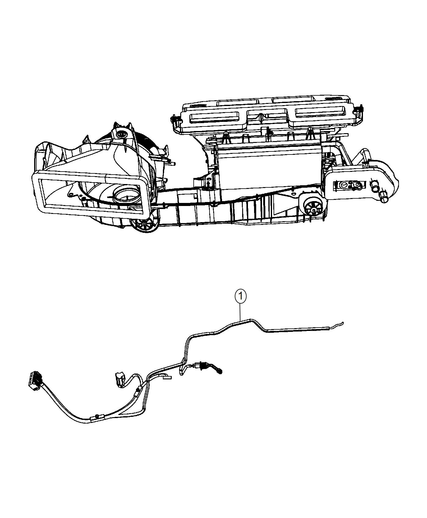 Dodge Charger Wiring Used For A C And Heater Air