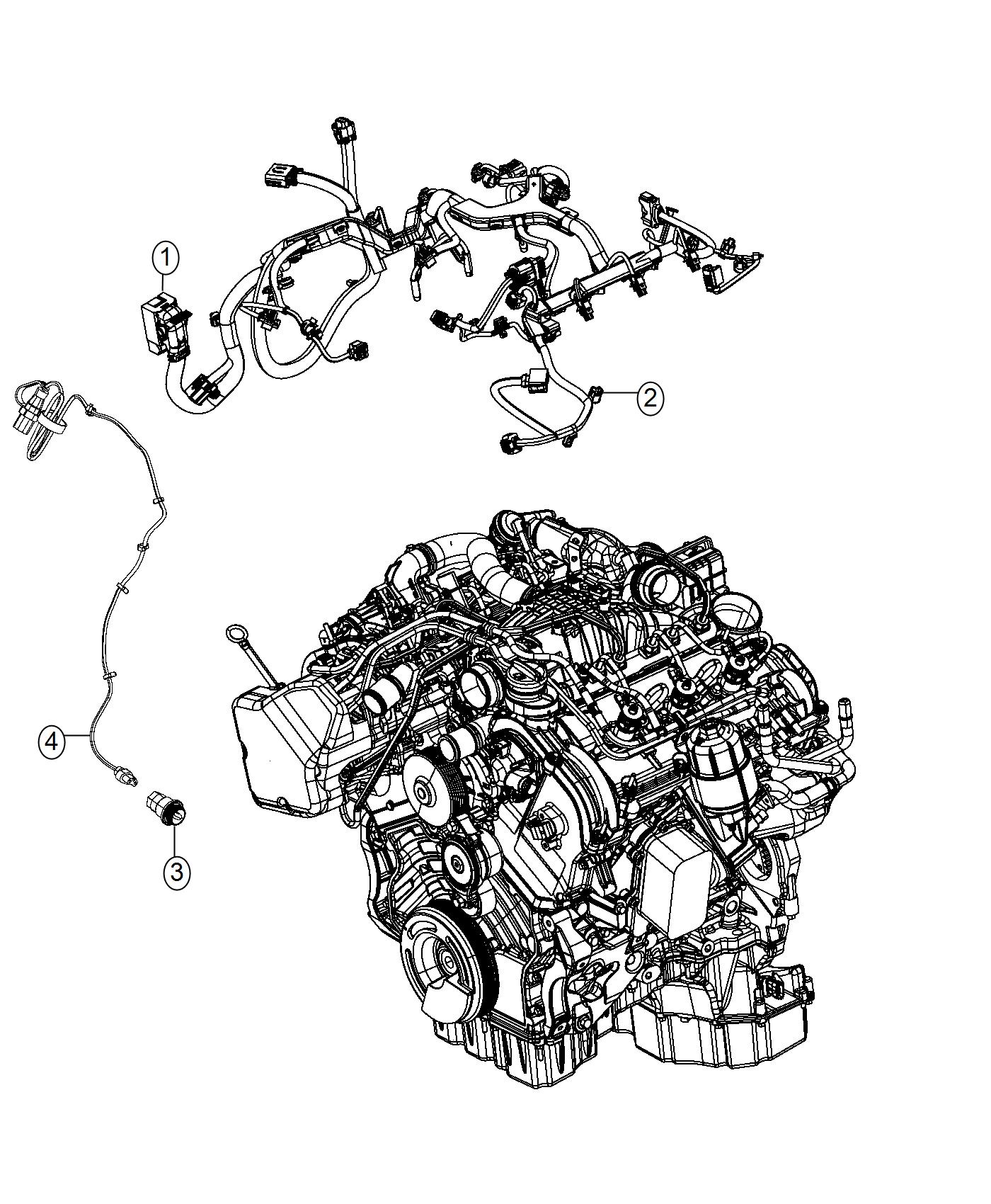 Jeep Grand Cherokee Wiring Injector Export Emissions
