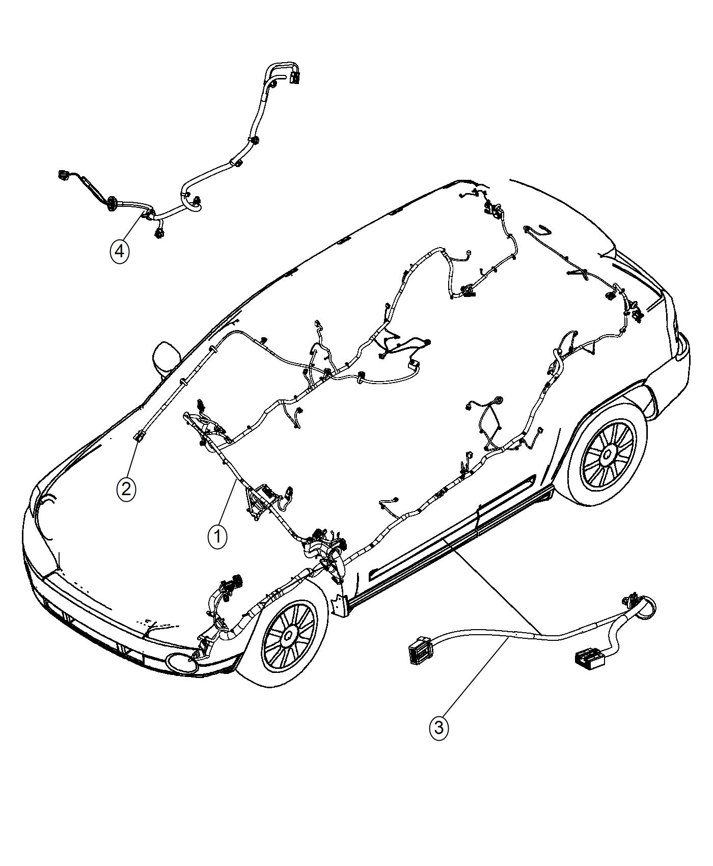 Jeep Compass Wiring Console Export Trim No Description Available