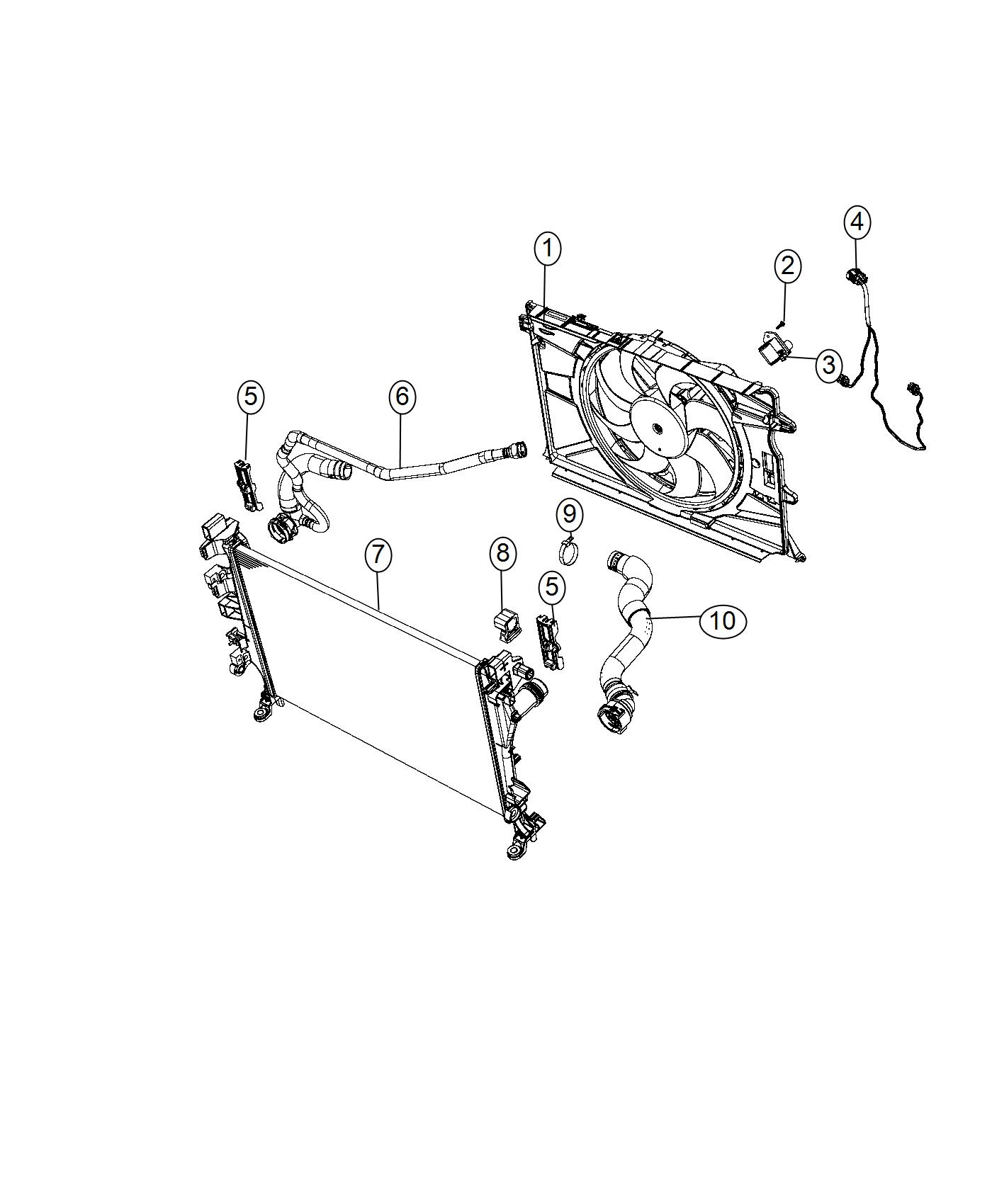 Jeep Renegade Screw Pan Head M5x0 80x20 00 Export