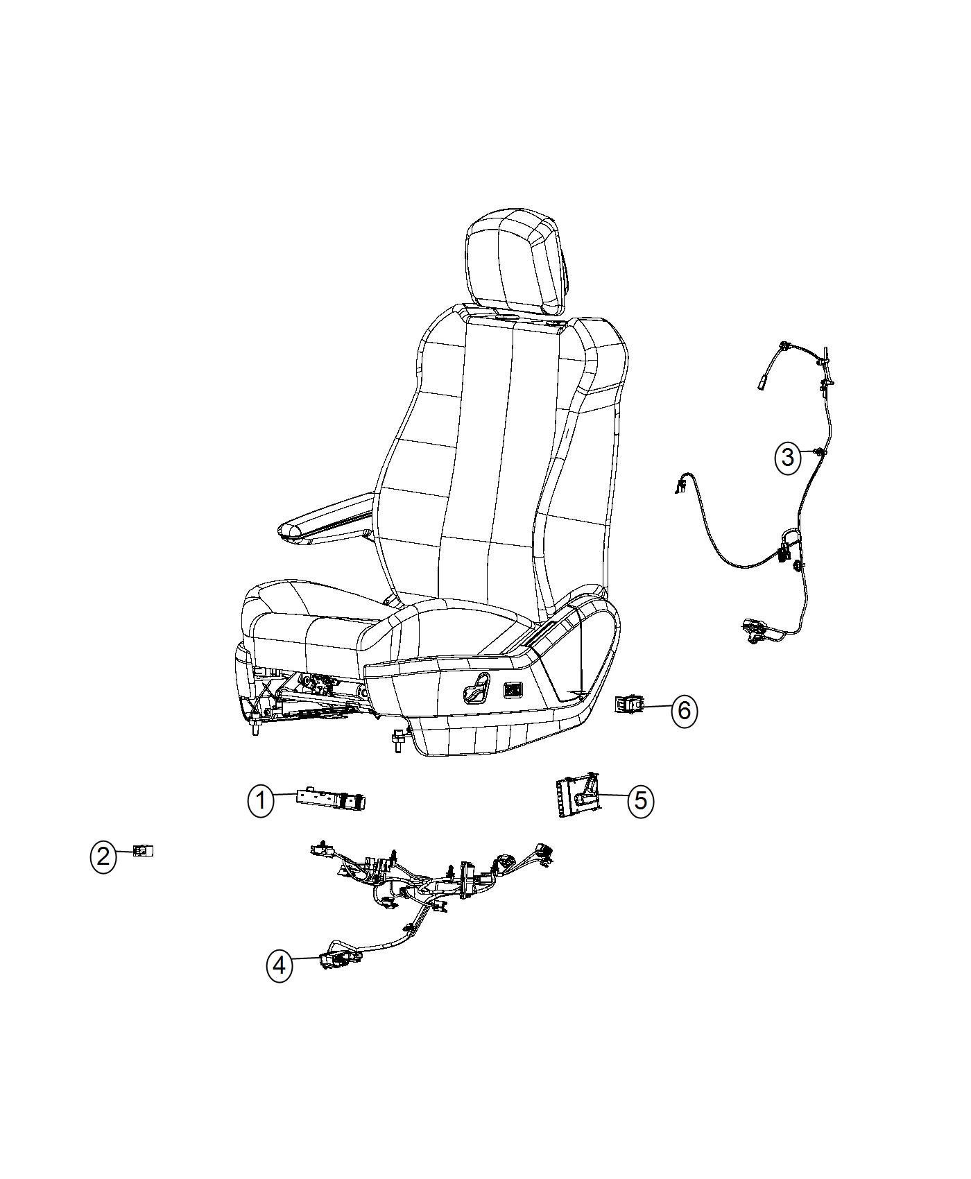 Chrysler Town Amp Country Wiring Power Seat Seat Seat