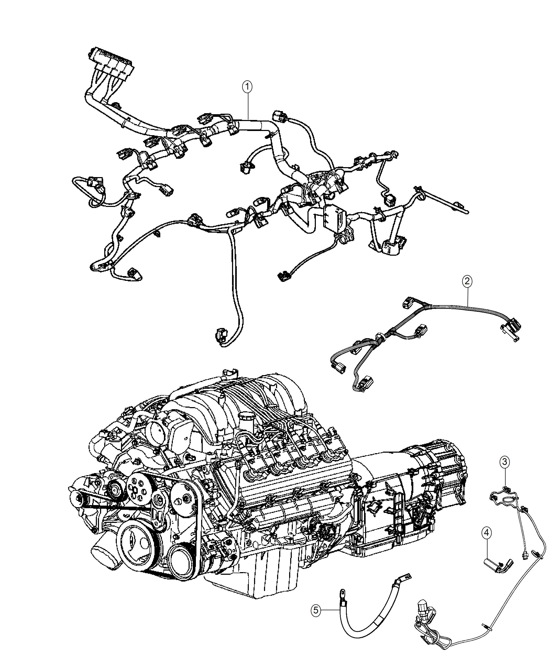 Dodge Durango Wiring Engine