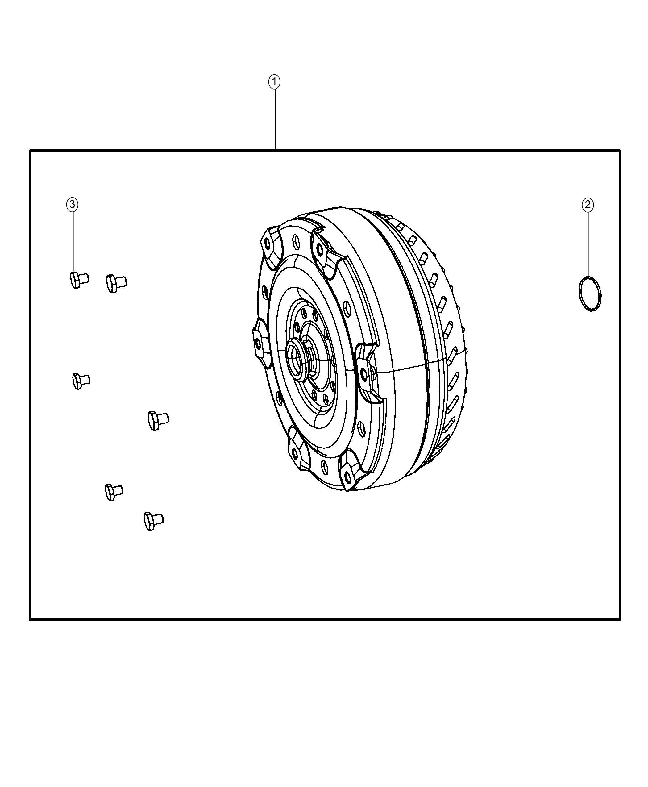 Ram Converter Kit Torque New For Core Return