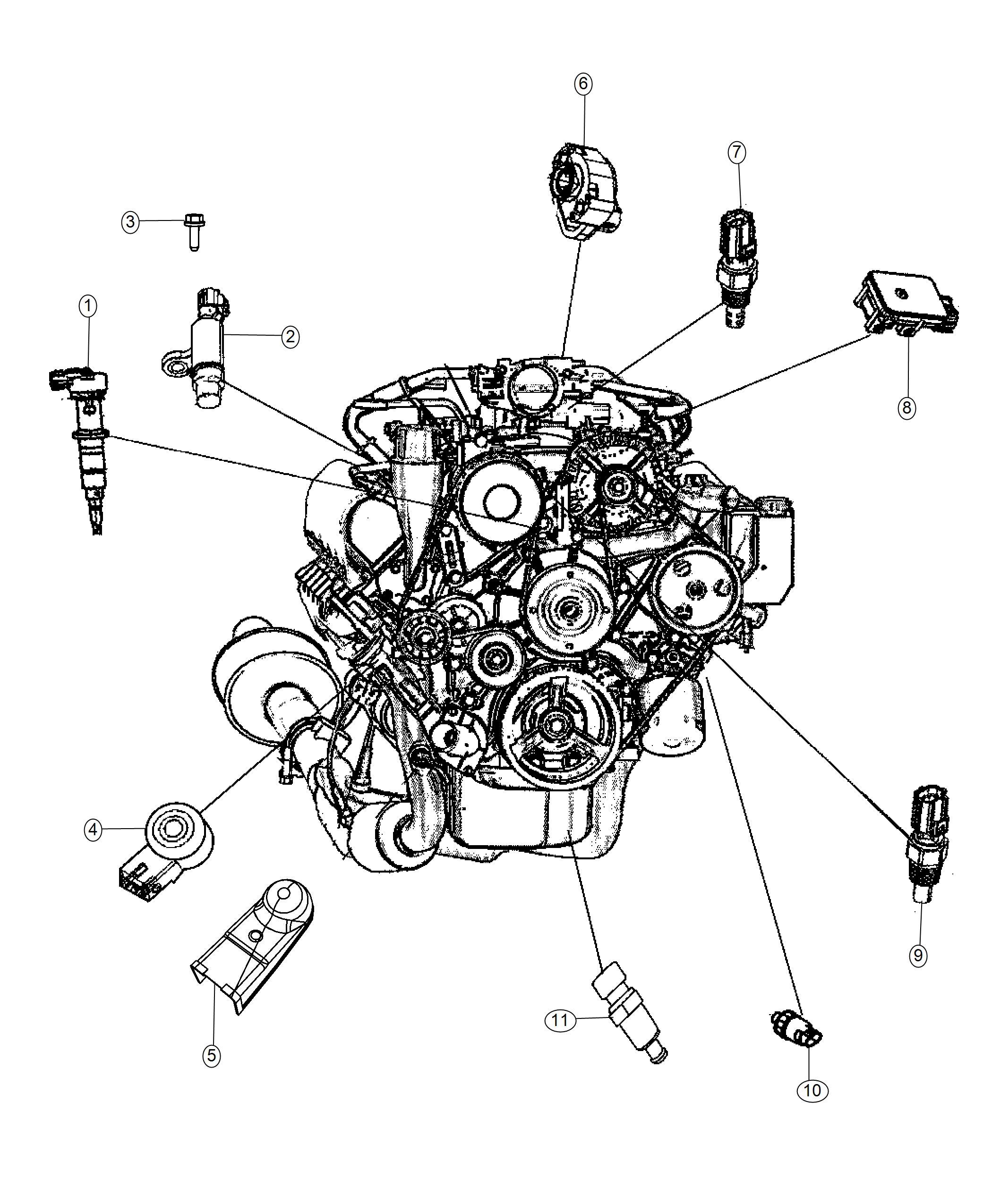 Ram Sensor Map Engine