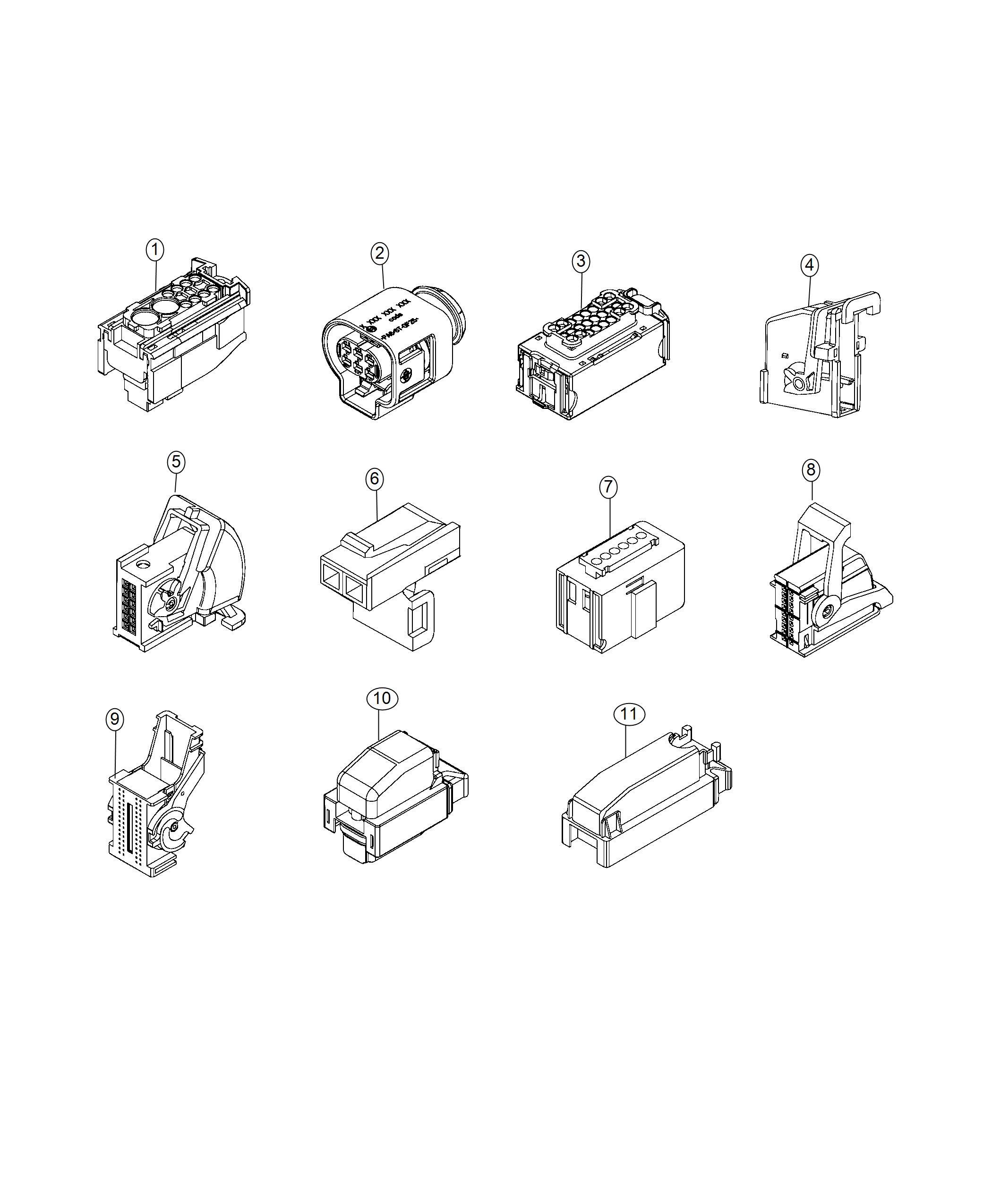 Ram Promaster Fuse Box Diagram