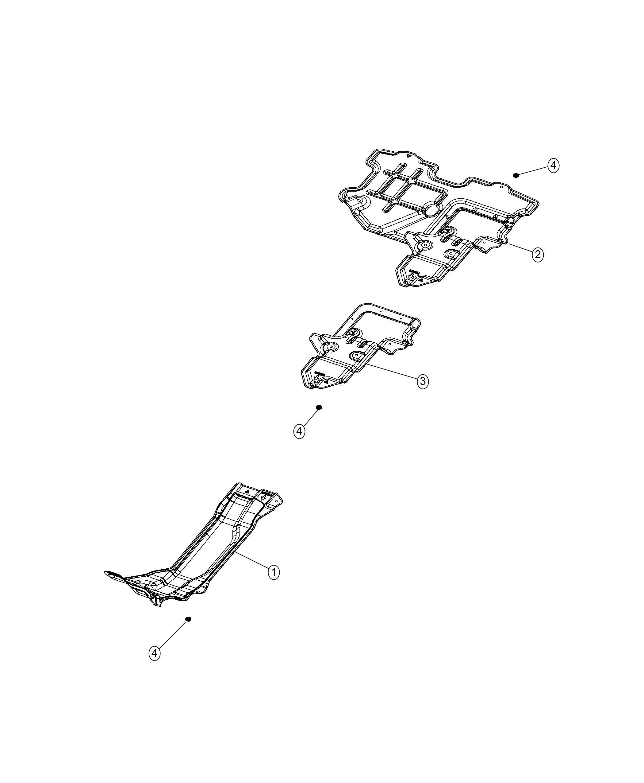 Jeep Wrangler Shield Exhaust