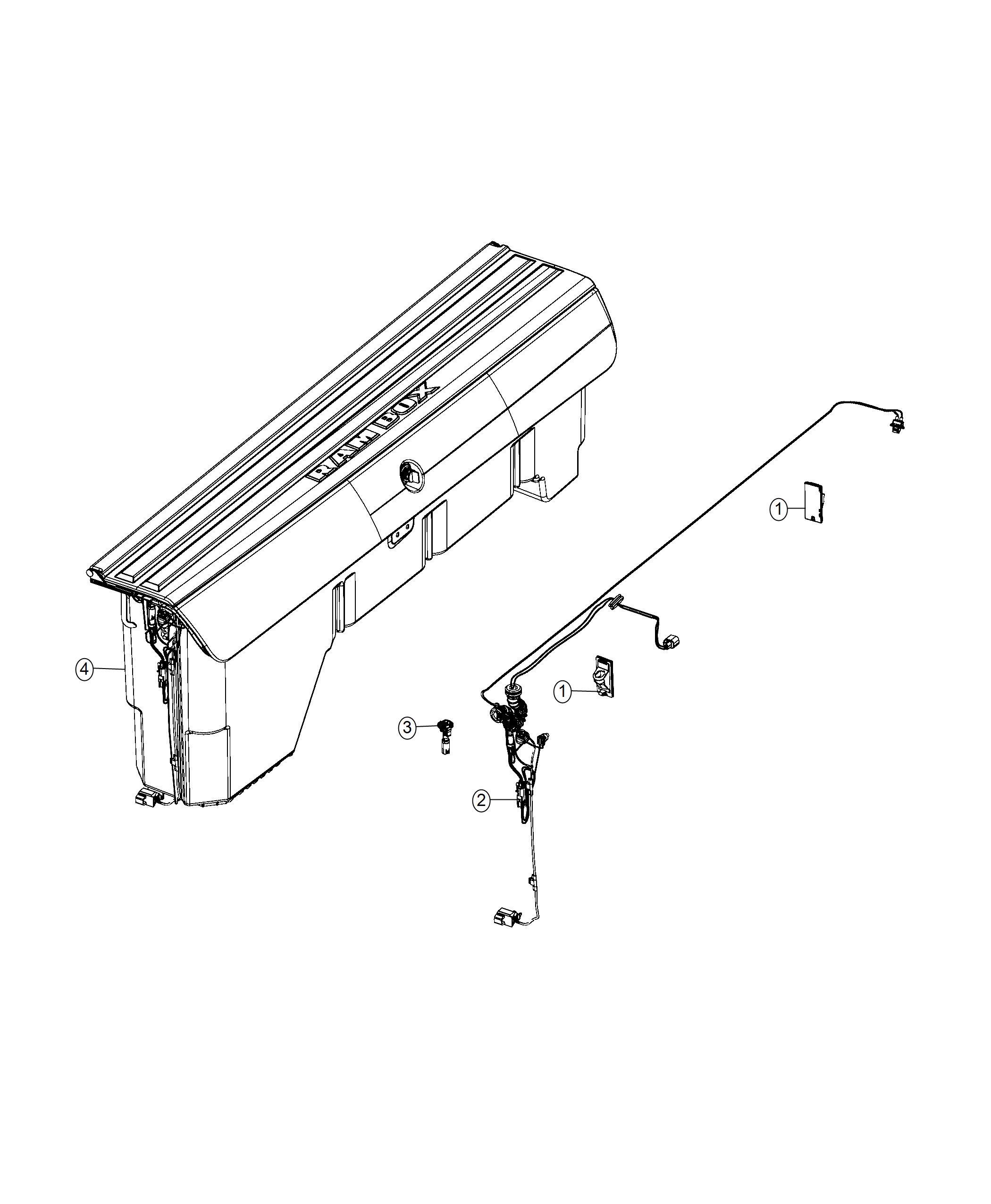 Ram Wiring Cargo Lamp Rambox Cargo Management