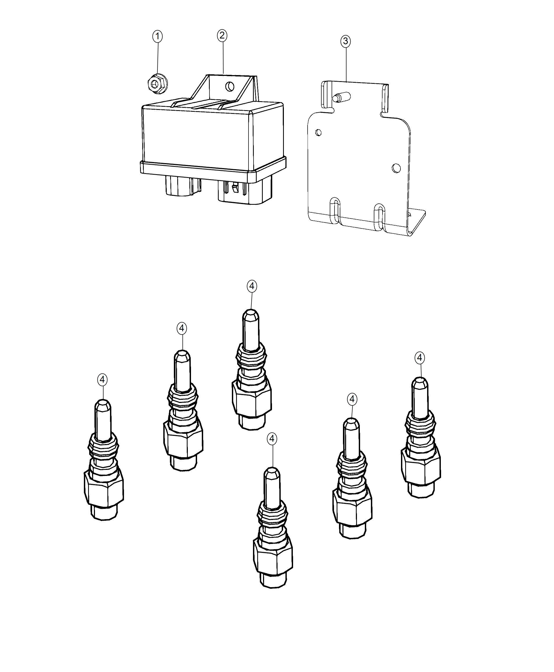 Ram Module Glow Plug
