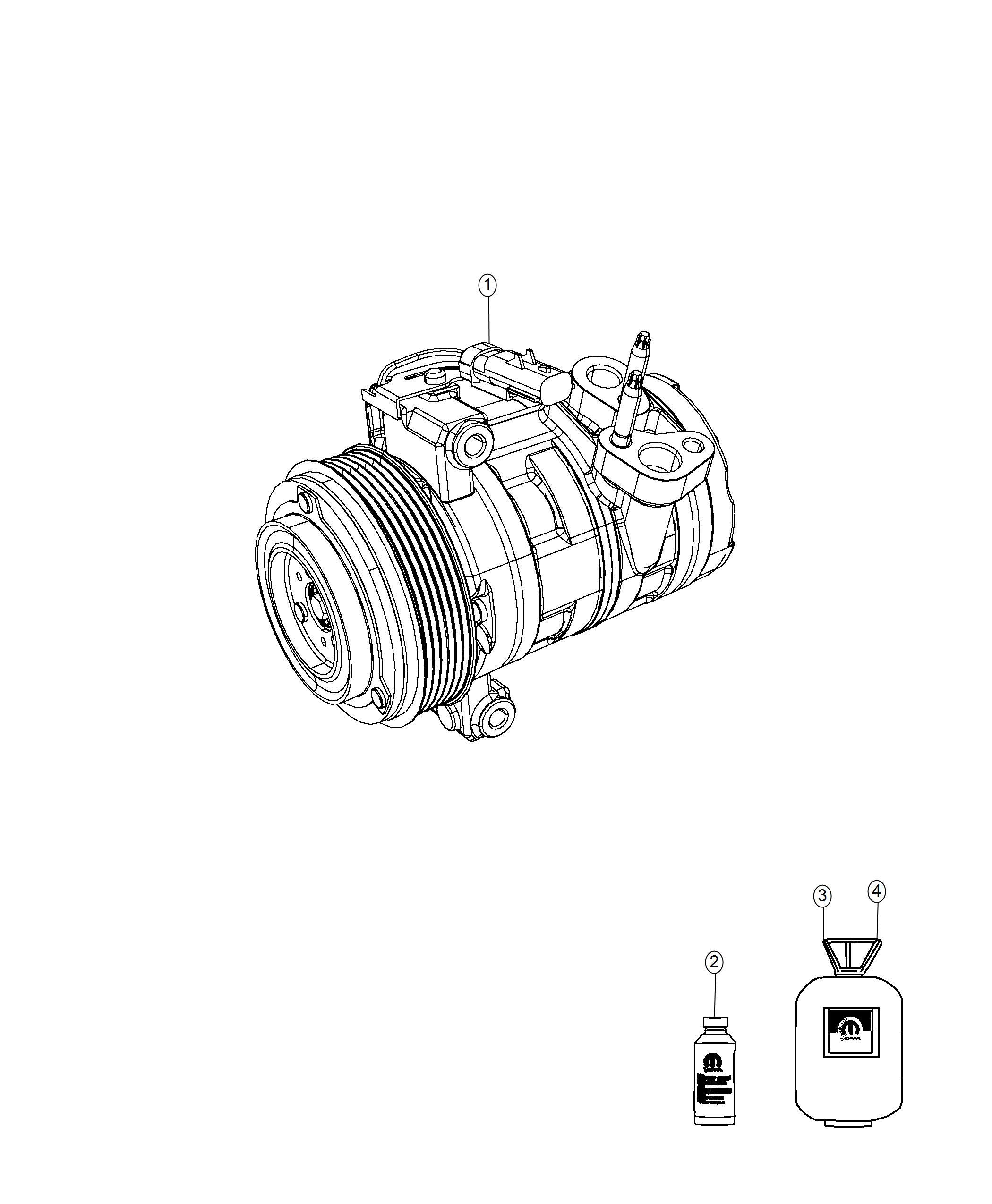 a c compressor wiring