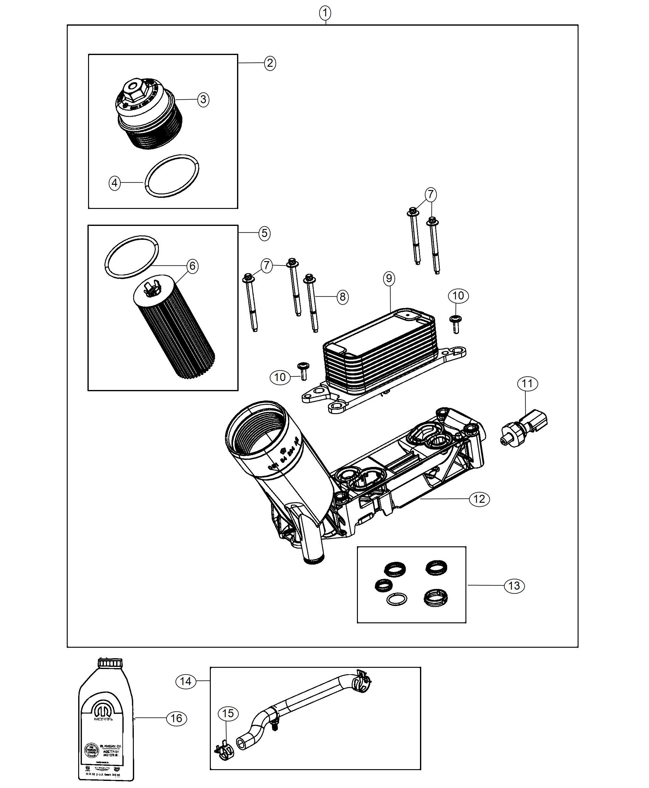 Ram Engine Oil 0w20 Quart Export Adapter