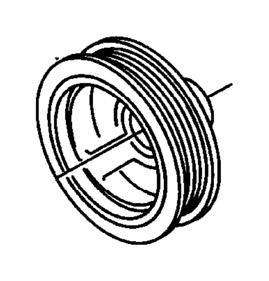 Dodge Viper Gear Ring Ewb
