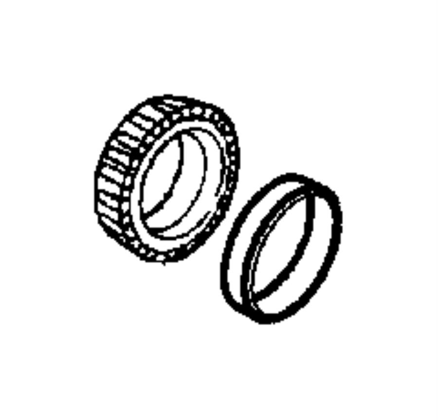 Dodge Ram Bearing Needle Bearing Roller Bearing