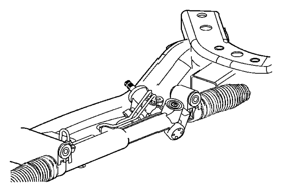 Chrysler 300 Gear Rack And Pinion Suspension High